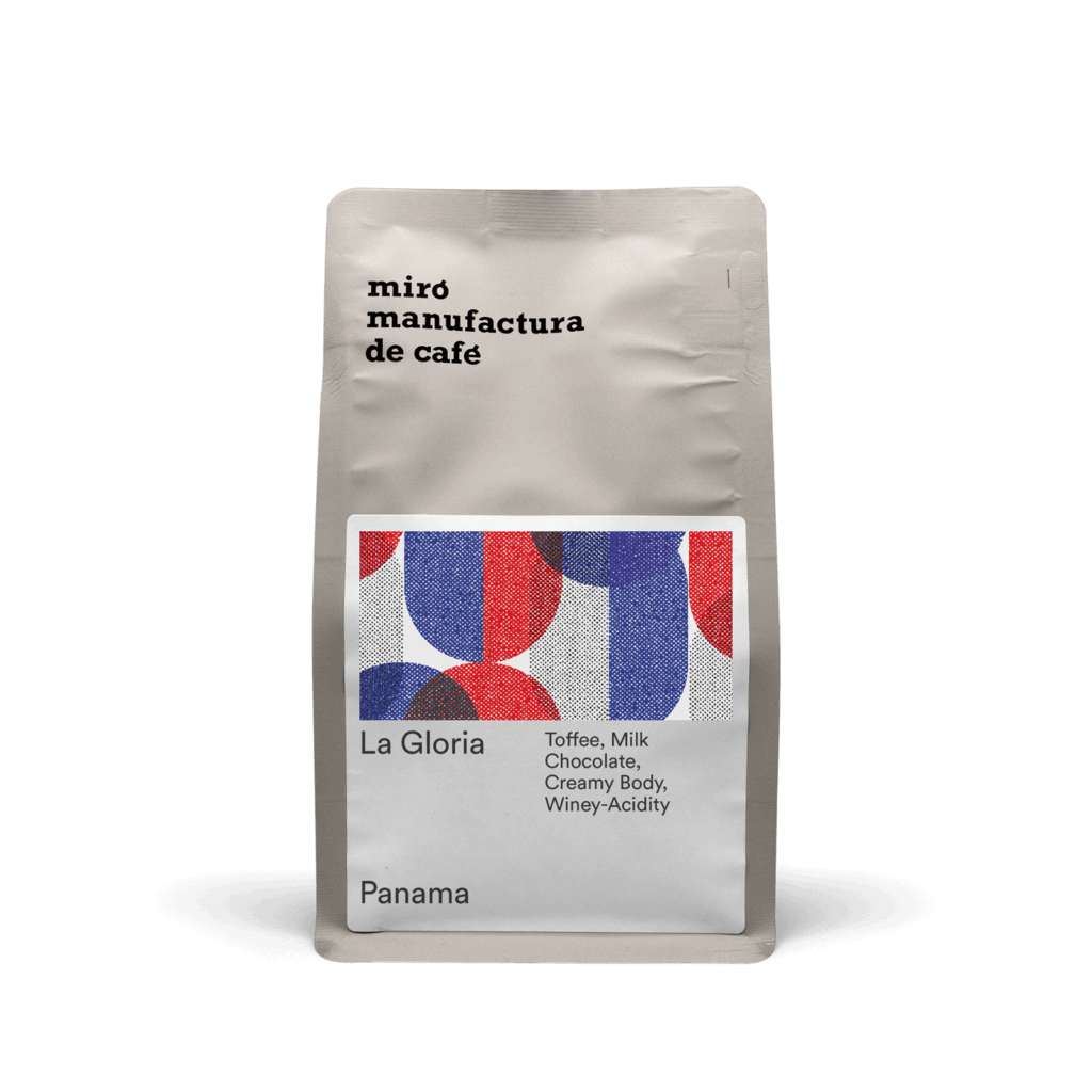 Suited for Espresso and Filter